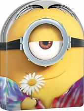 Minions - Limited Edition Collectors Case (DVD, 2015) - Brand New & Sealed