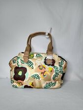 Brand New With Tag Oilily Kiwano Ladies Zipper Purse Hand Carry Shoulder Strap