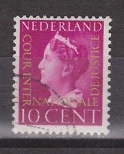 D21 Dienst zegel 21 used gest. NVPH Netherlands Nederland Pays Bas COUR