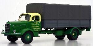 IXOSP18-43001 - Truck Carrier Plateau Tarpaulin Mercedes L325 For Colors H. Seip