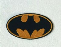 Batman Movie cartoon DC comics badge Embroidered Iron Sew on Patch j1524