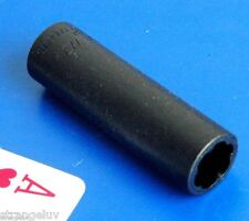 """Blue Point 1/4"""" drive 10mm Deep Twist Impact Socket wrench NEW discontinued"""
