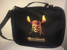 TRADING PIN BOOK BAG FOR DISNEY PINS Pirates Of The Caribbean Skul  DISPLAY CASE