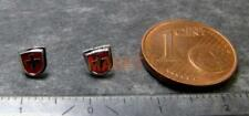 Spare parts Swiss Emblem Flame Red e.g. For ROCO SBB Elektrolok Re 6/6 h0 NEW