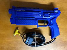 Used Nyko Super Cobra Turbo Light Gun Sony Playstation PS1/PS2 PSX GrCond B2-2