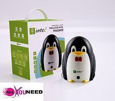 Nebuliser Compressor Inhaler For Children Kids Child Respiratory Penguin