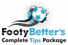 FootyBetter Complete Football Tips Package - Bonus Systems