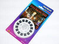 View-Master New York Times Square 2000 - Custom 3-reel set - AUTOGRAPHED