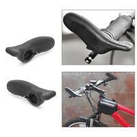 Bicycle Handle Grips, 1 Pair Nonslip MTB Mountain Bike Handlebar Horns Bar Ends