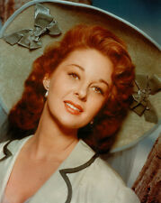 Susan Hayward UNSIGNED photo - G716 - GORGEOUS!!!!