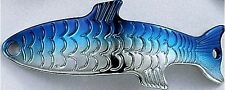 NEW Acme Phoebe SILVER NEON BLUE Hydrodynamic Curved Fishing Lure