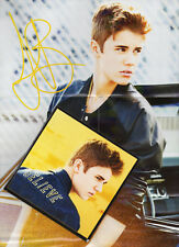"JUSTIN BIEBER ""BELIEVE"" DELUXE EDITION DIGIPACK CD+DVD SET- LUDACRIS NICKI MINAJ"