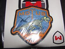 Geniune New MOTUS Rex Patch Limited Edition Tad Gear Prometheus Design Werx PDW