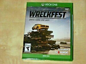 WRECKFEST - DRIVE HARD DIE LAST (Xbox One *NEW)
