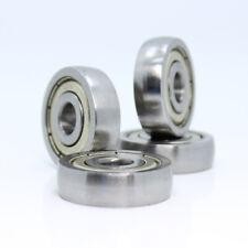 4Pcs UC638ZZ ( 8x28x8 mm) Bearing C28 CS638Z Shielded Ball Bearings UC 638 ZZ