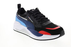 Puma Bmw Mms X-Ray 2.0 Mens Black Mesh Motorsport Inspired Sneakers Shoes 7