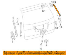 Toyota OEM 2006-2010 Sienna Liftgate Lift Cylinder 68905-AE015 Factory One Only