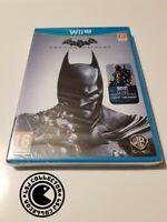 Batman arkham origins - wii u - neuf blister