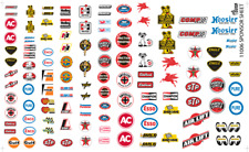 Gofer Racing 1 24/25 Sponsor Sheet Decals #11006