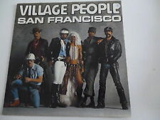 45 Tours VILLAGE PEOPLE San francisco , in hollywood 874902