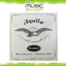 Set of Aquila Thundergut Bass Ukulele Strings -68U U-Bass, Ashbory Strings AQ68U