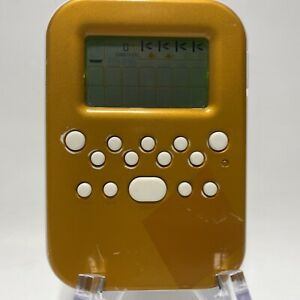 2008 Mattel Radica Lighted Solitaire Handheld Electronic 2-in-1 Card Game Tested