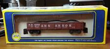 AHM HO Scale Ann Arbor Gondala with Coal load NIB
