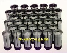 5C Spannzangen Satz 2-27mm 33 Stück Top Qualität