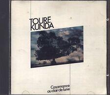 TOURE KUNDA - Casamance au clair de lune - CD 1984 GOOD CONDITION