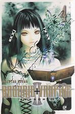 ROSARIO + VAMPIRE 4 - GP Manga - J-POP - NUOVO