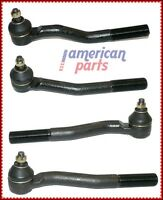 4x Rotule de Direction Pour Jeep Grand Cherokee Wj / Wg 1999 - 2004 2000 2001