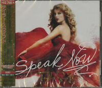 TAYLOR SWIFT-SPEAK NOW DELUXE EDITION-JAPAN 2CDs BONUS TRACK F75