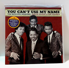 JIMI HENDRIX You Can't Use My Name RSVP / PPX Sessions 150-gram VINYL LP Squires