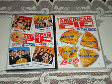NEW - American Pie: 8 Unrated Widescreen Film DVD Collection 1 2 3 4 5 6 7 8