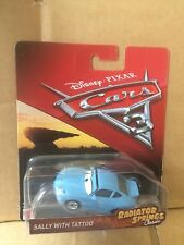 DISNEY CARS DIECAST - Cars 3 - Sally With Tattoo - Radiator Springs Classic