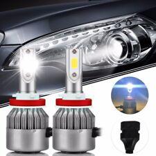 9006 HB4 LED Headlight Light Bulbs Globes 6000K Super White H10 9145 72W