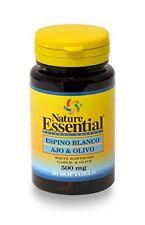 Espino blanco ajo y olivo perlas Nature Essential