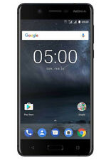 NOKIA 5 Dual-Sim, Smartphone, 16 GB, Android 7, 5.2 Zoll schwarz LTE