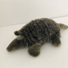 Aardvark Ant eater Plush Toy Stuffed Animal By Aa Toy 15� Gray Rare Find Euc
