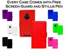 Fundas y carcasas Para Nokia Lumia 830 de piel sintética para teléfonos móviles y PDAs Nokia