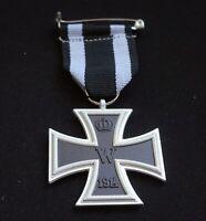GERMAN IRON CROSS 1813 - 1914  - REPRO ARMY WW1 GREAT WAR