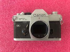 Canon FTb QL 35mm SLR Film Camera Body