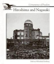 Hiroshima and Nagasaki (Cornerstones of Freedom Second Series)