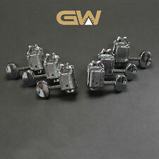 Wilkinson Deluxe Tuners/Machine Heads Chrome WJ45 EZ Lock