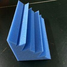 Corner Bass Trap Blue Acoustical Studio Foam Absorbers Soundproof Acoustic Foam