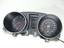 5K7920871 Volkswagen Golf VI Cabriolet Kombiistrument Tacho 1.2TSI 1.4TSI  (061)