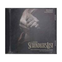 John Williams CD Schindler's List OST Soundtrack Sigillato 0008811096922
