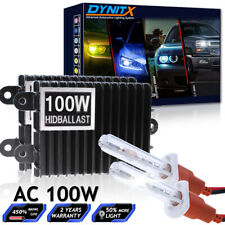 100W Slim Xenon Lights HID Conversion Kit H1 H3 H4 H7 H10 H11 H13 9005 9006 D2S