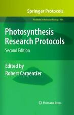 Photosynthesis Research Protocols (Methods in Molecular Biology)