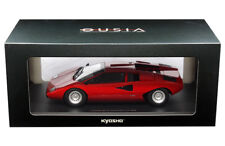 KYOSHO 1/18 Lamborghini Countach LP 400 Diecast Model Car Red (C09531R)